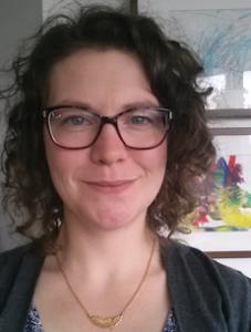 Marie-Ève Brouard, candidate en communication